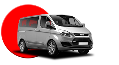 hire a ford transit tourneo