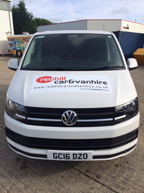 New Reliable Van Hire Redhill
