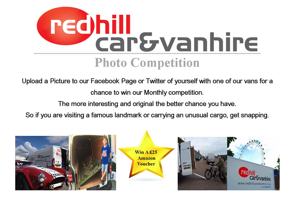 Photo Competition 2017 | Redhill Car and Van Hire